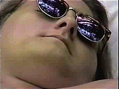 Porr: Orgasmer, Onani, Glasögon, Finger