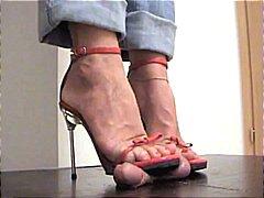 جنس: القذف, حب الأرجل, نساء مسيطرات
