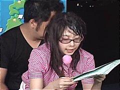 japanese sex tv announcer