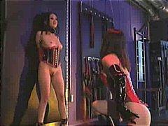 جنس: الزبار الصناعية, ملابس جلدية لامعة, آسيوى, فتشية