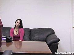 Porno: Culone, Sesso Orale, Divano, Casting