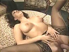 Porn: गुदामैथुन, उत्तेजक पारदर्शी वस्त्र