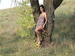 ಪೋರ್ನ್: ಕಂದು ಕೂದಲಿನ ಸುಂದರಿ, ಬೆಡಗಿ