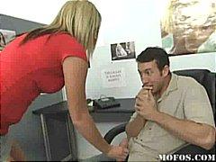 Pornići: Oralno, Plavuša, Lizanje, Pušenje