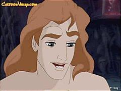 جنس: نهود كبيرة, نيك قوى, كرتون يابانى, كرتون