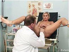 Porno: U Doktora, Vyšetřovací Zrcátko, Bizarní, Lékařská Prohlídka