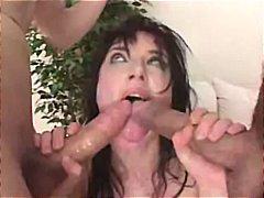Porno: Utendørs, Rumpe, Pornostjerne, Svømmebasseng