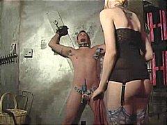 Pornići: Ženska Dominacija, Bdsm, Rob, Fetiš