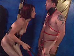 Porno: Bdsm, Transeksualai, Vergas