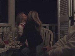Lucah: Pantat, Lesbian, Rambut Blonde, Jilat