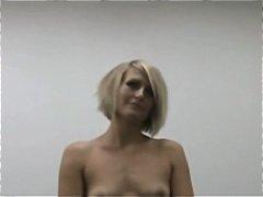 Pornići: Casting, Lizanje, Plavuša, Hardcore