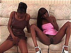 ポルノ: 異人種間セックス, 射精, フェラチオ, 黒い肌