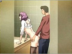 Porno: Hardkorë, Anime