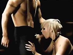 Порно: Големи Цици, Блондинки, Трио, Бельо