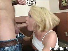 Porn: Blondinka, Grobo, Poredna