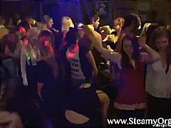 جنس: الجنس فى مجموعة, مجموعات, حفلة, مص