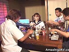 Πορνό: Ομαδικό, Ασιάτισσα, Γιαπωνέζα, Τριχωτή