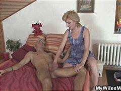Porno: Ana, Xəyanət, Çalanşik, Yaşlı