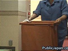 Porn: Ճապոնական, Թաքուն Հետևել, Մոդել, Մինետ