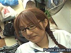 პორნო: გარეთ, პირში აღება, აზიელი, იაპონელი
