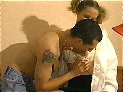 Porn: Najstnica, Blondinka, Trojček