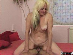 Porno: Qoca Cavan, Qoca Nənə, Yaşlı