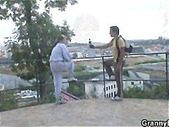Porno: Yaşlı, Qoca Cavan