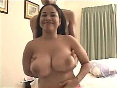 Porno: Große Brüste, Cumshot, Latina