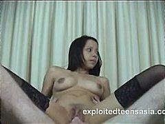 Porn: Ռասաների Միջև, Քշել, Ասիական, Գուլպա