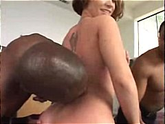 Porno: Blowjob, Group, Interracial