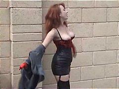 Porn: नायलान, मिल्फ़, लाल सिर वाला