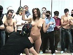 Порно: Чешки, Реално, Свршување Внатре, Свршување