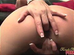 Porno: Böyük Döşlər, Masturbasya, Oyuncaq, Vibrator