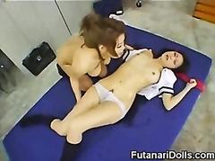 Porno: Vyriškas Pasididžiavimas, Japonės, Paaugliai, Skaistybės Praradimas