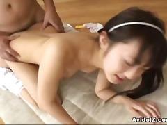 Porno: Seemnepurse, Masturbeerimine, Suhuvõtmine, Jaapani