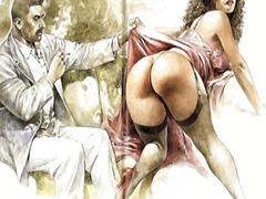 Porno: Cizgifilm, Məhsul