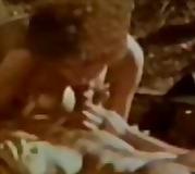 Porno: Vintage, Lähivõte, Näkku Purskamine