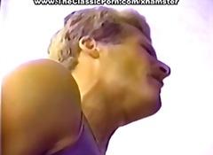 Porno: Ejakulācijas Tuvplāns, Veco Laiku