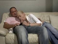 Porn: Blondinka, Amaterji