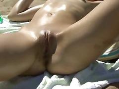 Порно: Пляж, Аматори