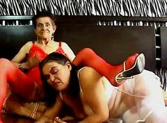 Porno: Amatöör, Vanaema, Webcam
