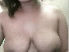 Porno: Mėgėjai, Internetinė Kamera, Krūtys