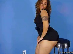 Scarlett - huge ass latina stripper
