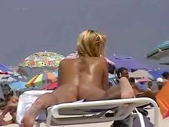 Porn: Amaterji, Voajer, Na Plaži