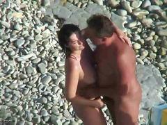 Porno: Amatore, Kamera Fshehur, Në Plazh