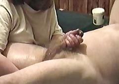 Porno: Rokas Masturbācija, Amatieri, Ejakulācijas Tuvplāns, Masāža