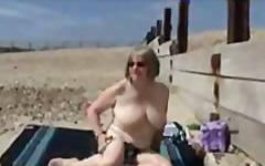 Porn: Amaterji, Starejše Ženske, Masturbacija