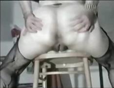Porno: Həvəskar, Yaşlı, Ağır Sikişmə