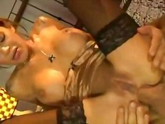Porno: Tinejgjerkat, Anale