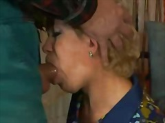 Porn: Starejše Ženske, Analno, Kosmata Muca, Nemka